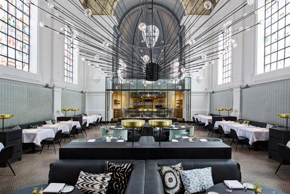 Restaurant The Jane by Sergio Herman
