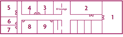 Plan 16th floor