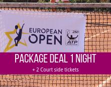 European Open - CPA package deal 1