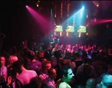 CPA package Clubbing @ Red & Blue