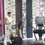Fitness room - Crowne Plaza Antwerp