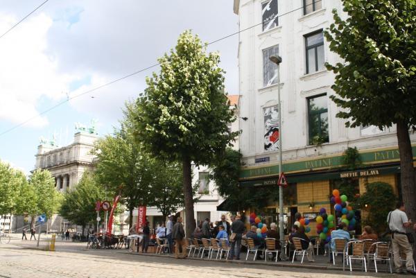 The trendy neighborhood that never sleeps - Crowne Plaza Antwerpen