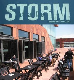 STORM Café MAS Antwerpen