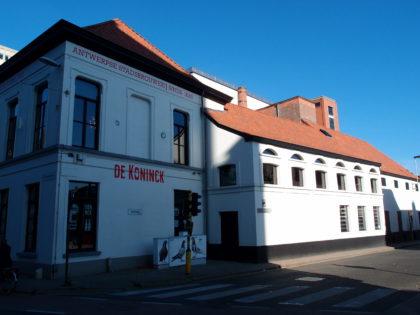 Antwerp brewery De Koninck