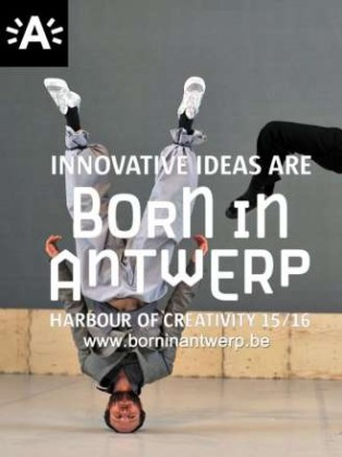 Born in Antwerp - Harbour of Creativity