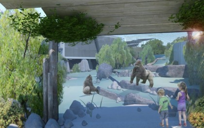 Zoo antwerpen renovation 2016