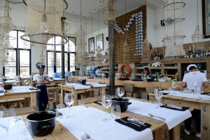 Plateau Royal seafood Antwerp