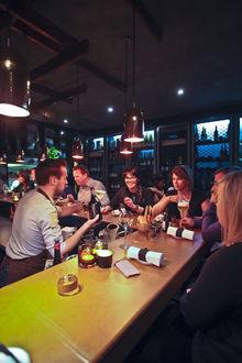 Divin wine bar Antwerp