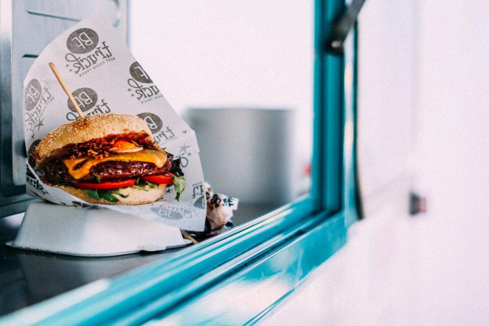 Foodtruck Hamburger