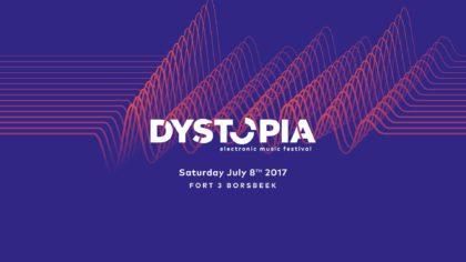 DYSTOPIA Festival Antwerp