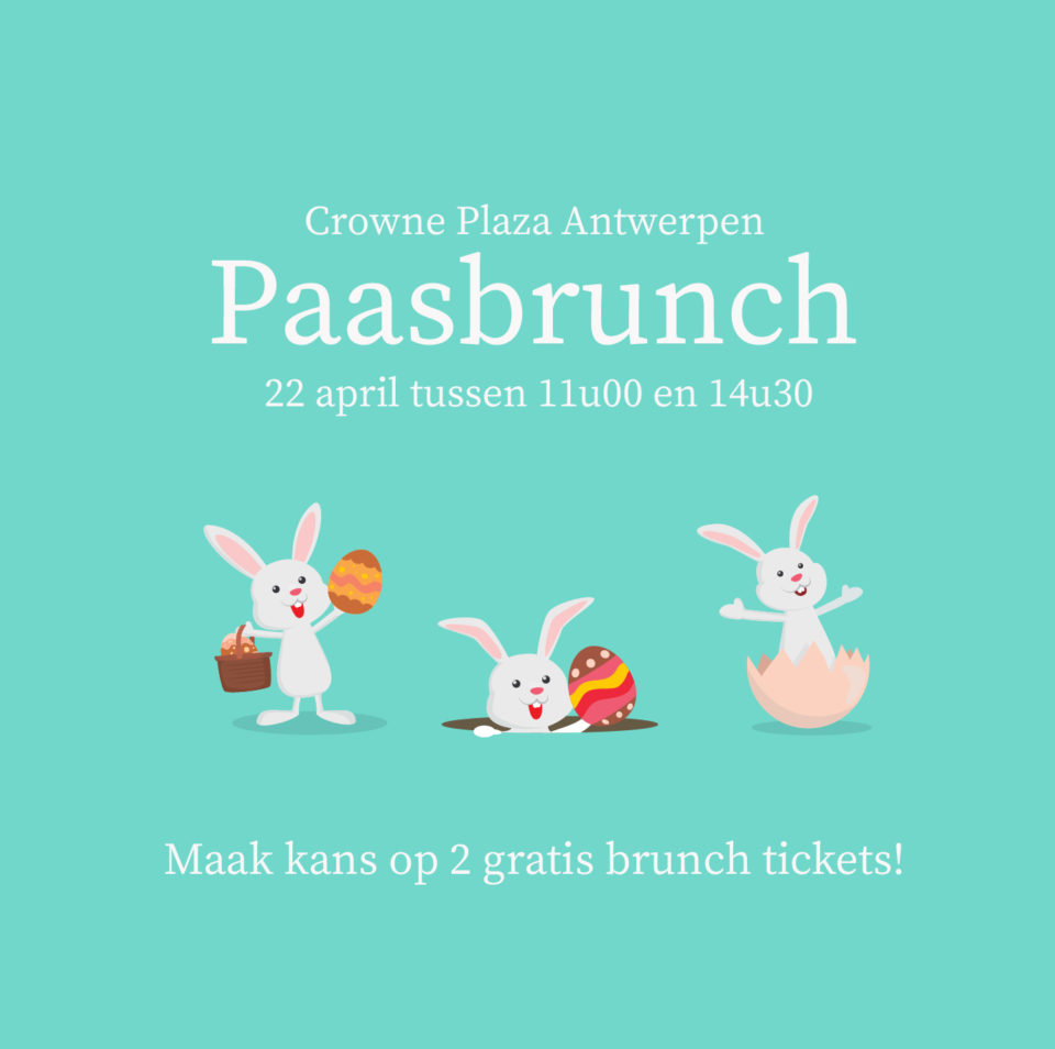 Paas brunch tickets