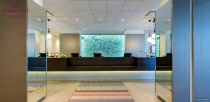 Crowne Plaza Antwerpen Virtual Tour